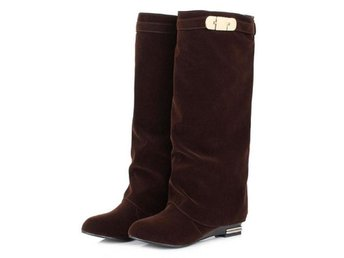 Dam Boots Ladies Dress Footwear Shoes mo sha zong se H 41