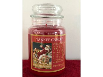 Yankee Candle.Christmas Dreams, Stor burk!