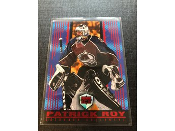 Patrick Roy 1998-99 pacific Dynagon parallell RED