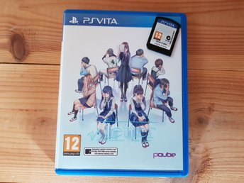 Root Letter PlayStation Vita som nytt