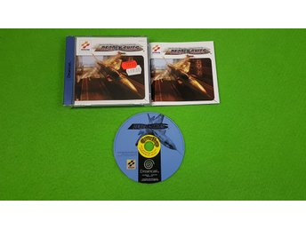 Deadly Skies KOMPLETT Sega Dreamcast