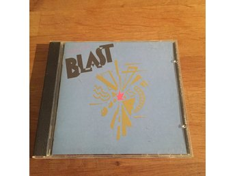 HOLLY JOHNSON - BLAST. (CD)