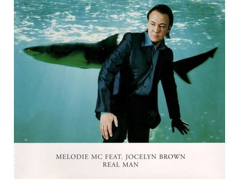 Melodie MC Feat. Jocelyn Brown - Real Man