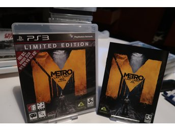 Metro Last Light, Limited Edition