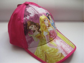 Disney Princess Barn Keps Hat cap - Princess Mörkrosa NY THN