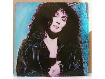 "CHER   ""st""   1987   Club edition    US Import"