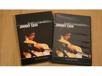 Johnny Cash Live From Austin Tx (DVD)