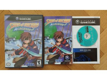 Nintendo GameCube: Skies of Arcadia Legends (AMERIKANSKT)