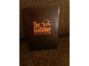 The Godfather (dvd-collection) (samlarobjekt)
