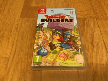 Dragon Quest Builders till Nintendo Switch.