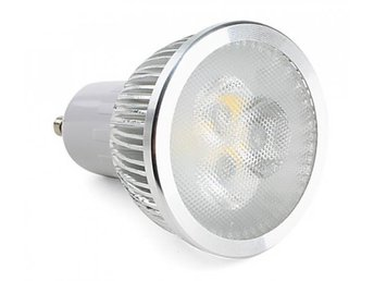 LED GU10 5.5 Watt Spotlight