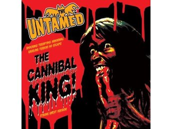 "Untamed - Cannibal King 7"" NY - FRI FRAKT"