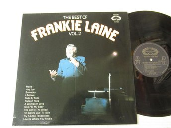 "Frankie Lane ""The Best Of Vol. 2"""