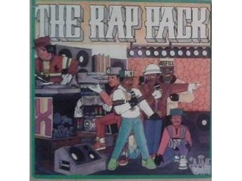 Various Artists titel* The Rap Pack* Fresh Records Comp - Hägersten - Various Artists titel* The Rap Pack* Fresh Records Comp - Hägersten