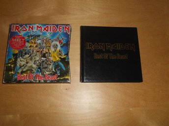 IRON MAIDEN - CD BOX - BEAST OF THE BEAST
