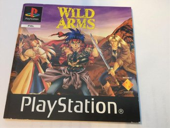 Wild Arms , PS1 PAL