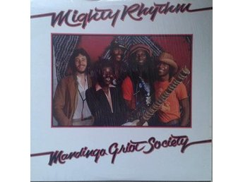 Mandingo Griot Society title*  Mighty Rhythm *Contemporary Jazz, Afro-Jazz
