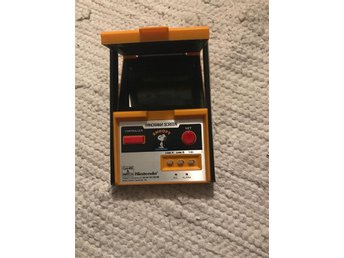 Snoopy Game & Watch Nintendo