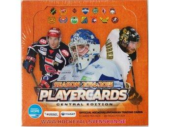 2014-2015 Hockey Allsvenskan Trading Cards Central Edition Box - Rönninge - 2014-2015 Hockey Allsvenskan Trading Cards Central Edition Box - Rönninge