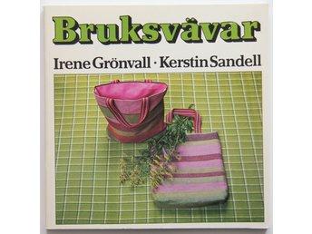 Kerstin Sandell och Irene Grönvall - Bruksvävar - Tierp - Kerstin Sandell och Irene Grönvall - Bruksvävar - Tierp