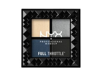 NYX PROF. MAKEUP Full Throttle Shadow Palette Haywirer