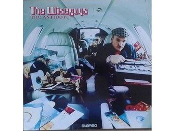 The Wiseguys title* The Antidote* Breakbeat, Big Beat,Downtempo LP x 2 UK