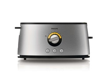 Philips Brödrost Avance Collection 1200 W silver HD2698/00