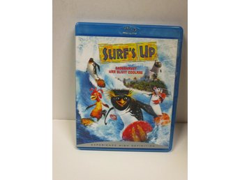 Surf's Up (Blu-ray) - MKT FINT SKICK!