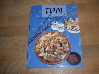 THAI Vibrant Exotic Dishes Full of fragrant flavour variety