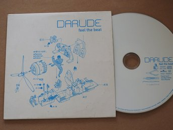 Darude Feel The Beat CD Single (2000)