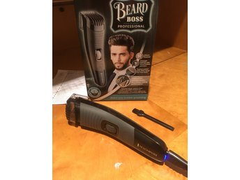 Remington Beard Boss Professional superfint skick!