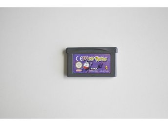 Its Mr Pants till Gameboy Advance (GBA, it's)