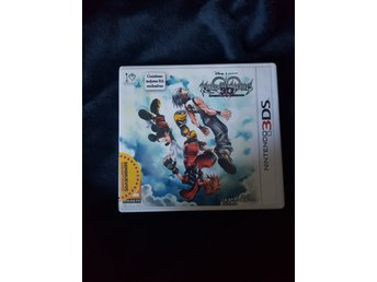 Kingdom Hearts - Dream Drop Distance - Nintendo 3DS