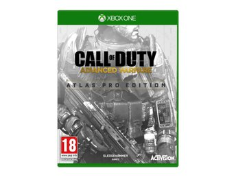 Call of Duty: Advanced Warfare - Atlas Pro Edition - Xbox One