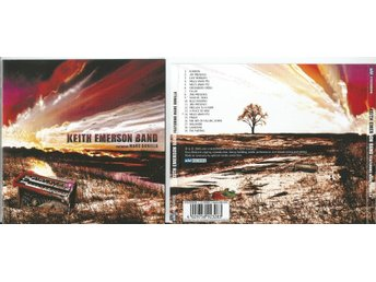 EMERSON, KEITH BAND featuring Marc Bonilla)(CD 2008)