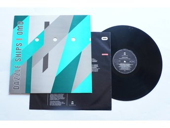 **  Orchestral Manoeuvres in the Dark - OMD  -  Dazzle ships **