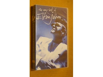THE VERY BEST OF ELTON JOHN (VHS)