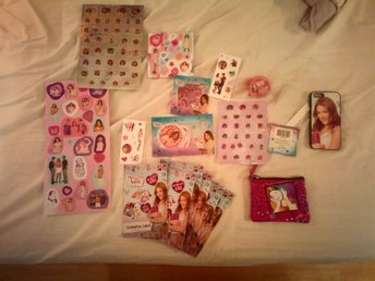 DISNEY violetta packet