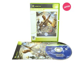Medal of Honor: Rising Sun (EUR / XBOX)