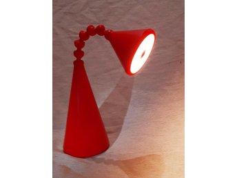 Ikea Fryebo led sladdlös lampa retro design