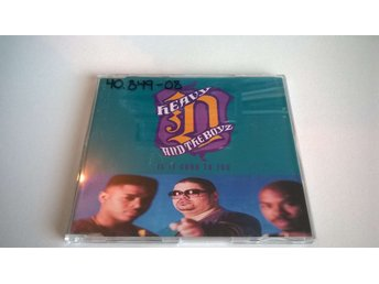 Heavy D & The Boyz - Is It Good To You, CD