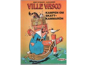 Ville Vasco 3 - Kampen om skattkammarön - Luleå - Ville Vasco 3 - Kampen om skattkammarön - Luleå