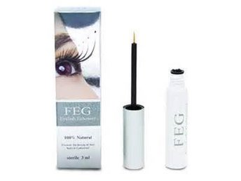 FEG Eyelash Enhancer 100% Natural. Ny! Ögonfransserum 595:- Äkthetsintyg finns. - Eslöv - FEG Eyelash Enhancer 100% Natural. Ny! Ögonfransserum 595:- Äkthetsintyg finns. - Eslöv