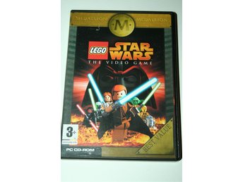 LEGO STAR WARS Medallion - THE VIDEO GAME - (PC-SPEL)