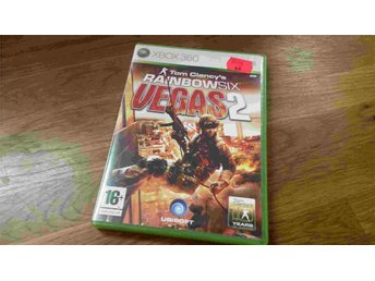 TOM CLANCYS RAINBOW SIX VEGAS 2 XBOX 360 BEG