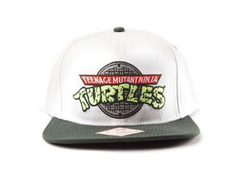 Turtles Keps Logo snap back