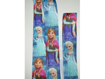 2m Anna Elsa Frost Frozen Dekorband Nyckelband Nappband Napphållare Band - Upplands Väsby - 2m Anna Elsa Frost Frozen Dekorband Nyckelband Nappband Napphållare Band - Upplands Väsby