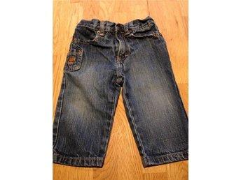 Timberland jeans i storlek 12 mån. - Höllviken - Timberland jeans i storlek 12 mån. - Höllviken