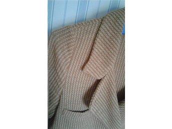 Blazer Zara Woman stl M (40/42) senapsgul beige - Hedared - Blazer Zara Woman stl M (40/42) senapsgul beige - Hedared