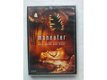 DVD - Maneater